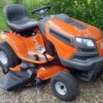 Husqvarna je všeobecne známa ako prémiový tvorca záhradných traktorov