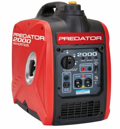 Jednotka Predator je robustne postavená