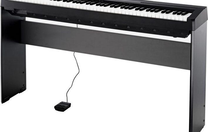 Yamaha P-45 je cenovo najdostupnejším digitálnym klavírom