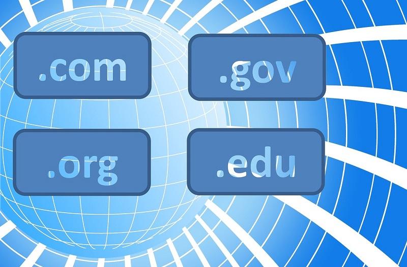 Webové domény